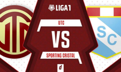 Apuestas Sporting Cristal vs UTC.