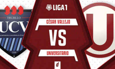 Apuestas Universitario vs César Vallejo.